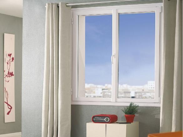 Fenêtre à oscillo-battant